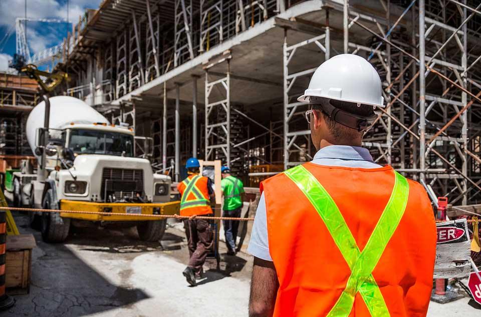 Anatomy Of Construction Company